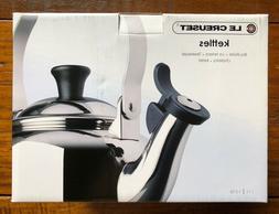 Le Creuset 1.2 Quart Stainless Steel Demi Tea/coffe Kettle-