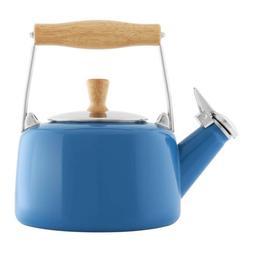 Chantal 1.4-Quart Enamel-on-Steel Sven Tea Kettle