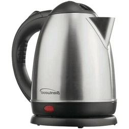 Brentwood 1.5-liter Stainless Steel Electric Cordless Tea Ke