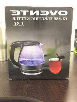 1 5l glass electric tea coffee kettle
