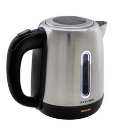 Ovente 1.7 Liter BPA Free Stainless Steel Cordless Tea Elect