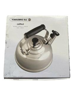 Le Creuset 1.7 QT Stainless Steel Tea Kettle