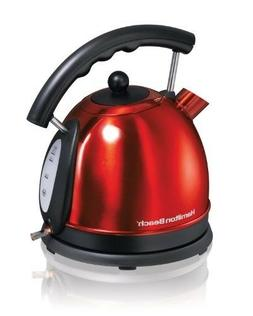 1.7L Stainless Steel Electric Kettle Auto Shutoff Water Heat