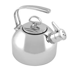 Chantal 1.8 Qt Classic Stainless Steel Stovetop Tea Kettle T