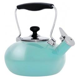 Chantal 1.8 Qt.Teakettle - Aqua