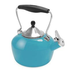 Chantal 37-CAT BA Catherine Teakettle, 1.8 quart, Sea Blue