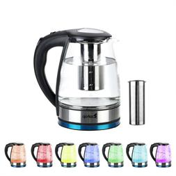 1 8l glass electric kettle fast boiling