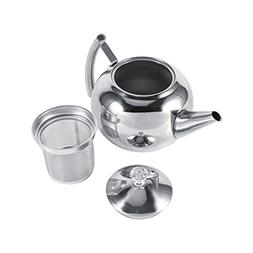 Funnytoday365 1 5L Stainless Steel Tea Pot And Coffee Drip K