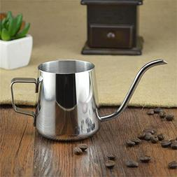 Top Quality 18/8 Stainless Steel Gooseneck Pour Over Coffee