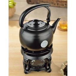 1L Stainless Steel Tea Kettle Stove Top Kettle Metal Teapot