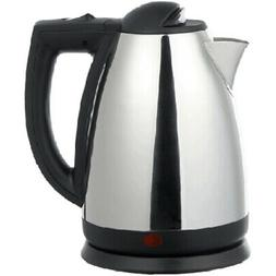 Brentwood 2.0 L Stainless Steel Electric Cordless Tea Kettle