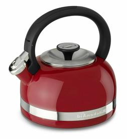 KitchenAid 2.0-Quart Kettle with Full Handle and Trim Band,