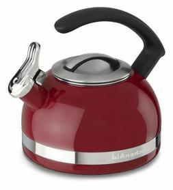 KitchenAid® 2.0-Quart Stove Top Kettle with C Handle Onyx B