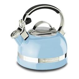 KitchenAid 2-Quart Stovetop Tea Kettle with Stainless Steel