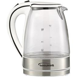 Brentwood 300S-2733 Glass Electric Kettle