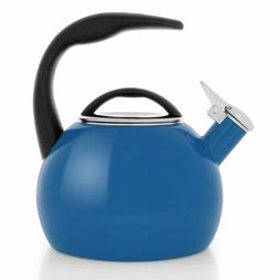 Chantal 37-ANN PC Anniversary Teakettle Tea Kettle 2 quart P