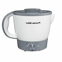 Proctor Silex 48507 Hot Pot, 32 oz, WHITE
