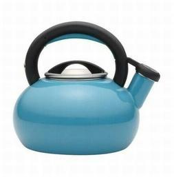 Circulon  51244  1.5-Quart sunrise tea Kettle, capri turquoi