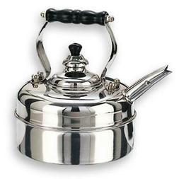 Old Dutch  601 3 Quart Stainless Steel Windsor Whistling Tea