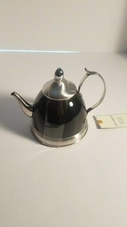 Creative Home 77078 1.0 Qt. Nobili-Tea Stainless Steel Kettl