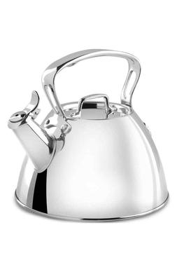 All-Clad E86199 Stainless Steel Specialty Cookware Tea Kettl