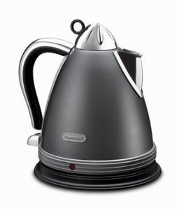 Delonghi KBM2011 1.7 Liter 2000-Watt Electric Tea Kettle, 22