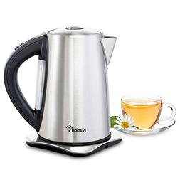 Ivation Precision-Temperature Electric Hot Water Tea Kettle
