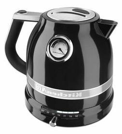 KitchenAid KEK1522OB Kettle - Onyx Black Pro Line Electric K