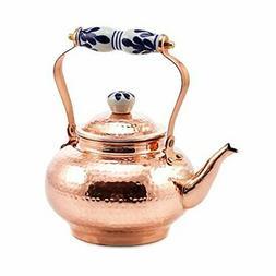 Old Dutch 1868 Tea Kettle 2 quart Copper
