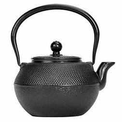 Primula Cast Iron Teapot – Durable Cast Iron with a Fully