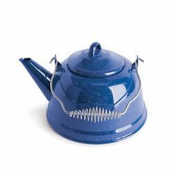Stansport Enamel Tea Kettle, 3 Quart
