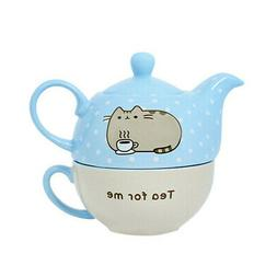 Adorable Ceramic Pusheen Teapot and Mug Set Pusheen Tea for