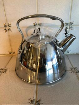 All-Clad A4139-8141 Stainless Steel Specialty Cookware Tea K