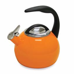 Chantal 40th Anniversary 2-Quart Enamel on Steel Teakettle,