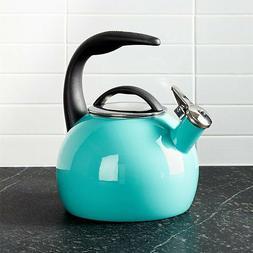 Chantal Anniversary Aqua Tea Kettle