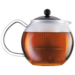 Bodum Assam - Tea Press - Dishwasher Safe - Glass Handle and