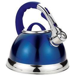 Uniware 2.8L S.S. Auto Whistilng Kettle Plastic Handle