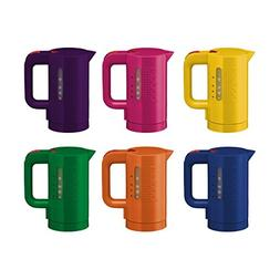 Bodum Bistro Assorted Color 17 Ounce Electric Water Kettle