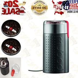 Bodum BISTRO Blade Grinder, Electric Blade Coffee Grinder, B
