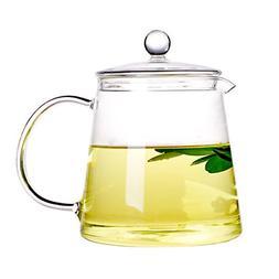 Xiazhi High Borosilicate Glass Teapot ,Glass Teakettles Stov
