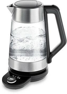 OXO BREW Cordless Glass Electric Adjustable Temperature Kett