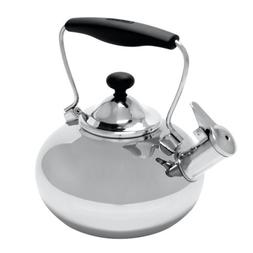 Chantal Bridge Polished Stainless Steel Teakettle
