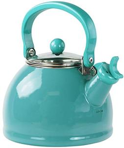 Reston Lloyd Calypso Basic 2 Qt. Whistling Tea Kettle