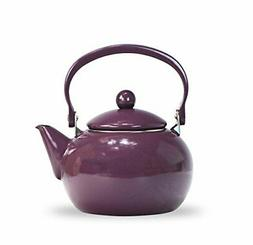 Reston Lloyd Calypso Basics 2.0qt Plum Tea Kettle - 2 quart