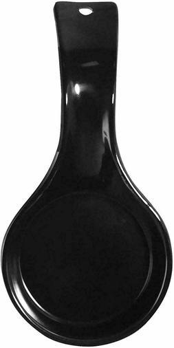 CALYPSO BASICS BY RESTON LLOYD Spoon Rest - Black - Dishwash
