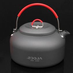 Camping Tea Kettle Coffee Pot Water Teapot Outdoor Survival