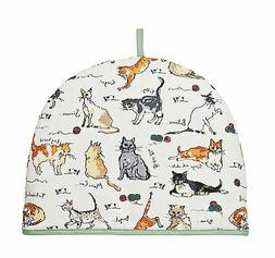 """""""Cats"""" By Madeleine Floyd Tea Cosy from Ulster Weavers"""