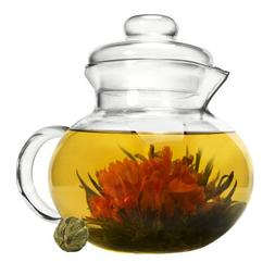 Primula Classic Glass Tea Pot with Infuser -- 4 per case.