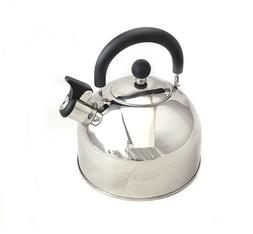 classic stainless steel whistling tea kettle 2
