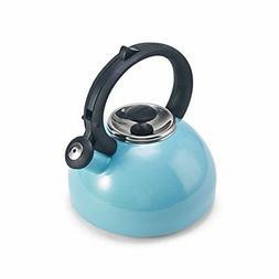 Copco 5228301 Bellini Enamel-on-Steel Tea Kettle, 2.27-Quart